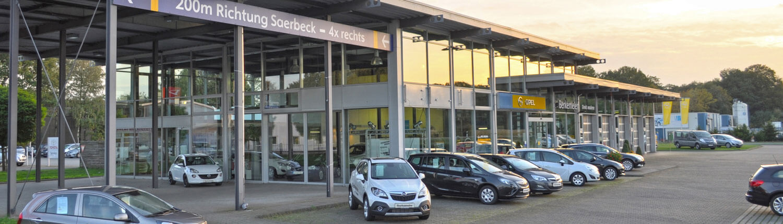 Opel Berkemeier-Münster,Saerbeck,Greven-Standort in Greven