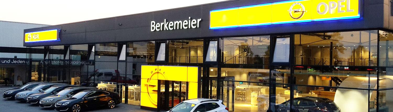 Opel Berkemeier-Münster,Saerbeck,Greven-Standort in Münster