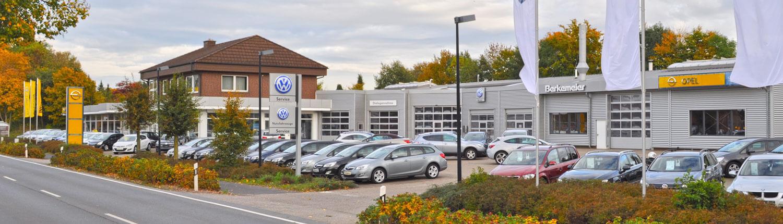 Opel Berkemeier-Münster,Saerbeck,Greven-Standort in Saerbeck