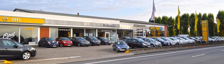 Opel Berkemeier-Münster,Saerbeck,Greven-Standort in Steinfurt ihr Autohaus
