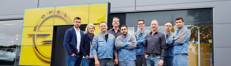 Opel Berkemeier-Münster,Saerbeck,Greven-Bild vom Team aus Steinfurt
